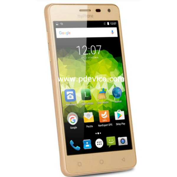 MyPhone Prime Plus Smartphone Full Specification