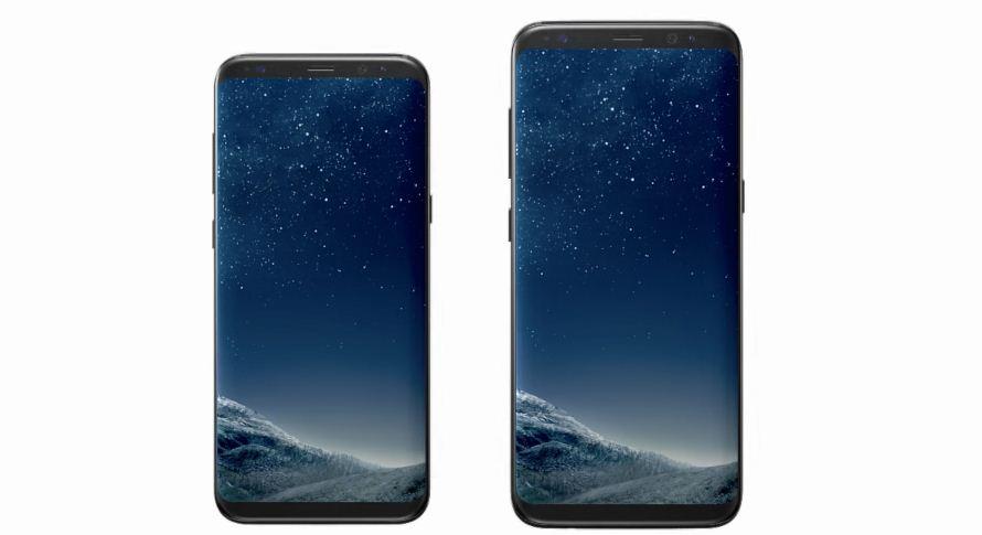 Samsung Galaxy S8 and Galaxy 8 Plus