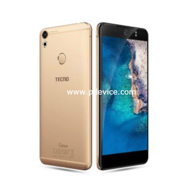 Tecno Camon CX Smartphone Full Specification