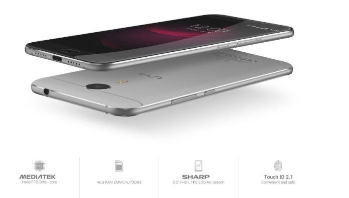 Umi Plus 4G Phablet Sale online