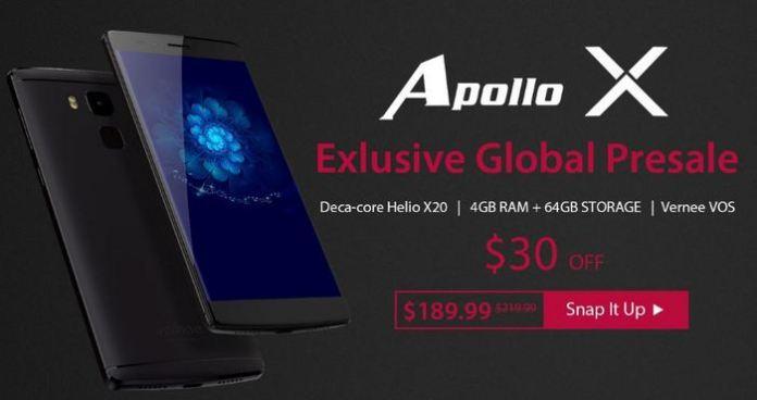 Vernee Apollo X SALE