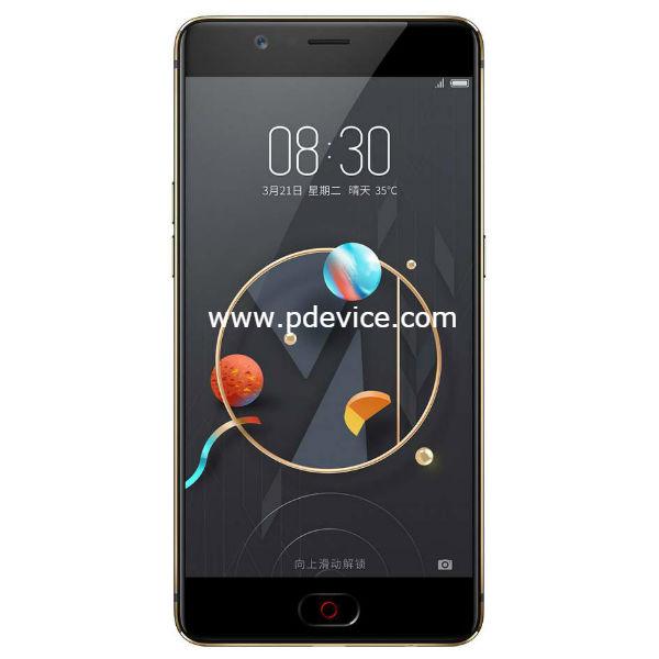 ZTE Nubia M2 Smartphone Full Specification