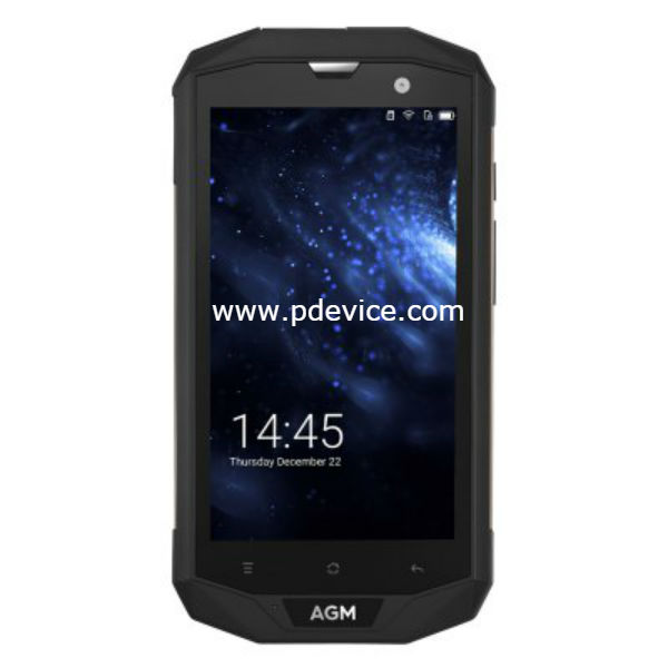AGM A8 US Version Smartphone Full Specification