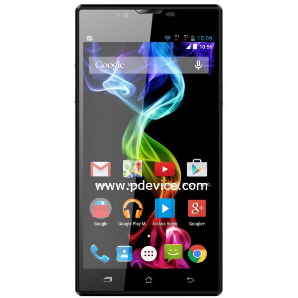 Archos 55 Platinum Smartphone Full Specification