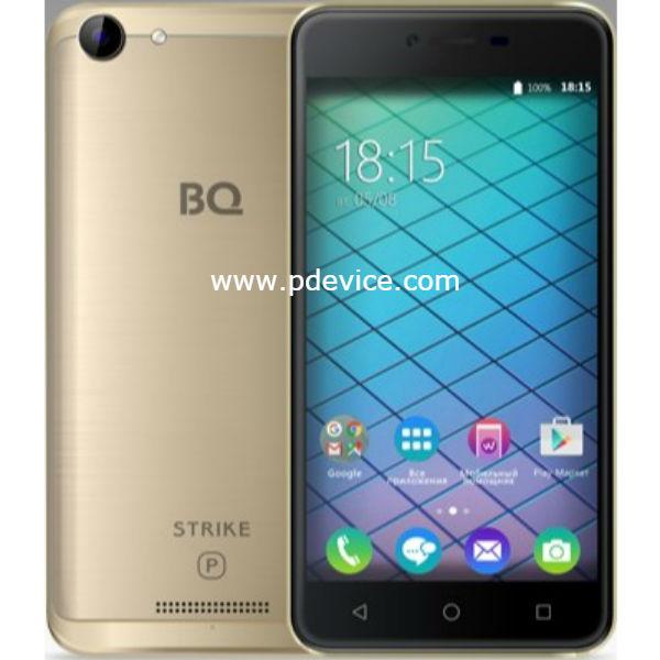 BQ Mobile BQS 5059 Strike Power Smartphone Full Specification
