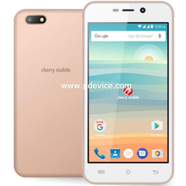 Cherry Mobile Flare P1 Lite Smartphone Full Specification