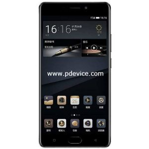 Gionee M6S Plus Smartphone Full Specification