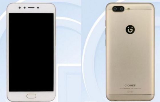 8ffdbde4920 Gionee S10 Specification and Image Leaks