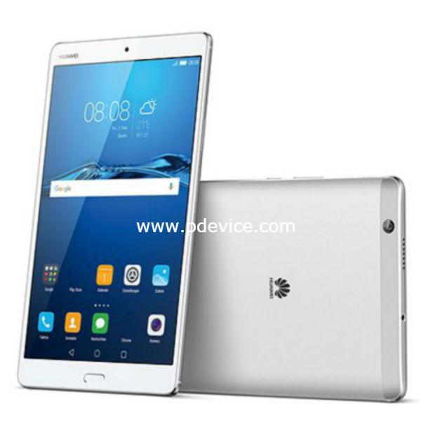Huawei MediaPad M3 Wi-Fi 128GB Tablet Full Specification
