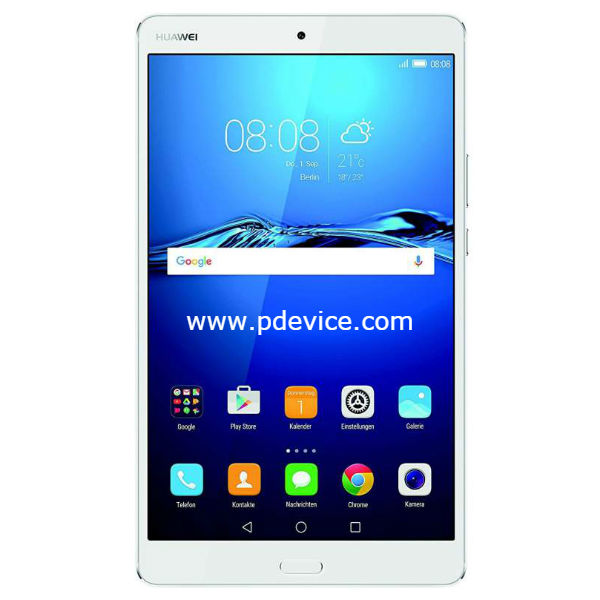 Huawei Mediapad M3 Lite 10 4G Tablet Full Specification