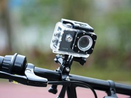 MGCOOL Explorer 1S 4K Action Camera with Novatek NT96660 Chipset