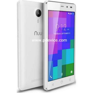 NUU Mobile A3L Smartphone Full Specification