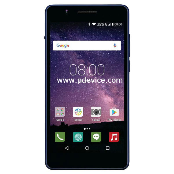 Philips Xenium S386 Smartphone Full Specification