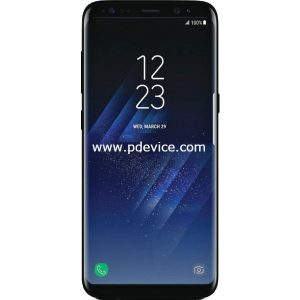 Samsung Galaxy S8 G950FD Dual SIM Smartphone Full Specification