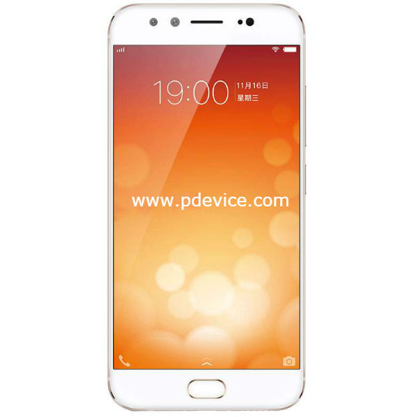 Vivo X9 Smartphone Full Specification