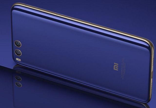 Xiaomi Mi 6 Back Body