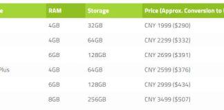 Xiaomi Mi 6 and 6 Plus