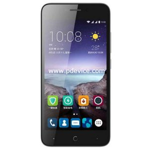 ZTE Blade A602 Smartphone Full Specification