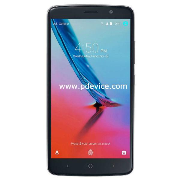 ZTE Blade Max 3 Smartphone Full Specification