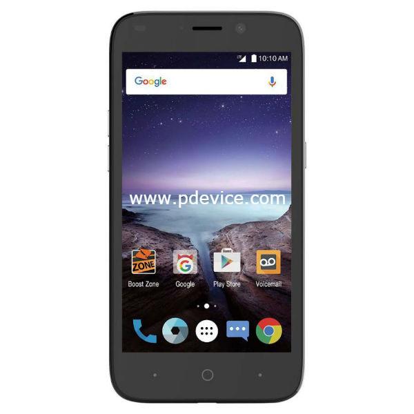 ZTE Prestige 2 Smartphone Full Specification