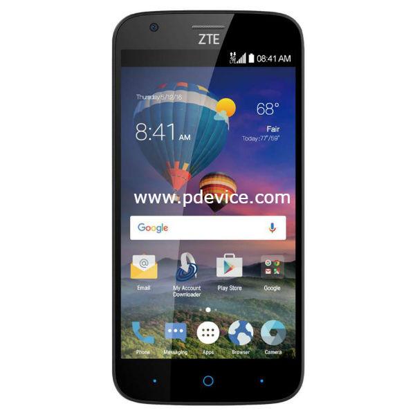 ZTE Zmax Grand LTE Smartphone Full Specification