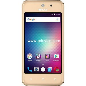 BLU Vivo 5 Mini Smartphone Full Specification