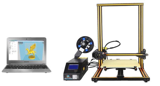 Creality3D CR - 10 3D Desktop DIY Printer - top 3D Printer