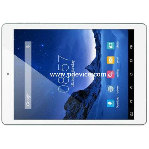 Cube iPlay 8 Tablet Full Specification