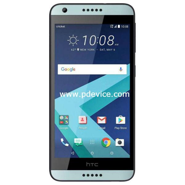 HTC Desire 550 Smartphone Full Specification
