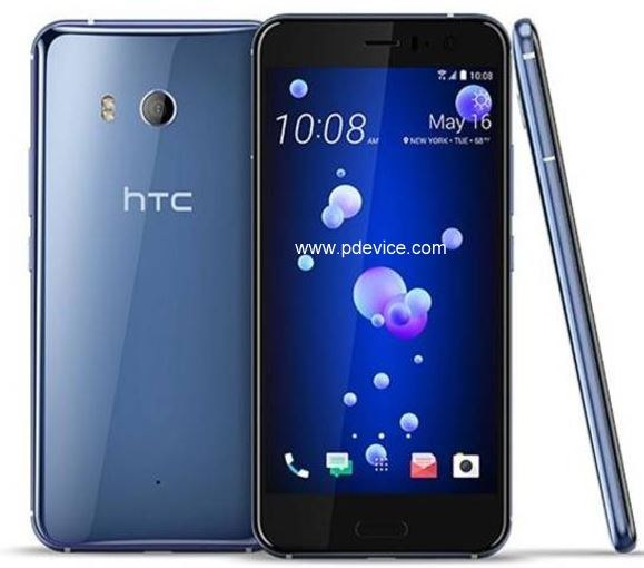 HTC U11 Smartphone Full Specification