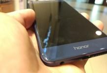 Honor 8 Bottom Look