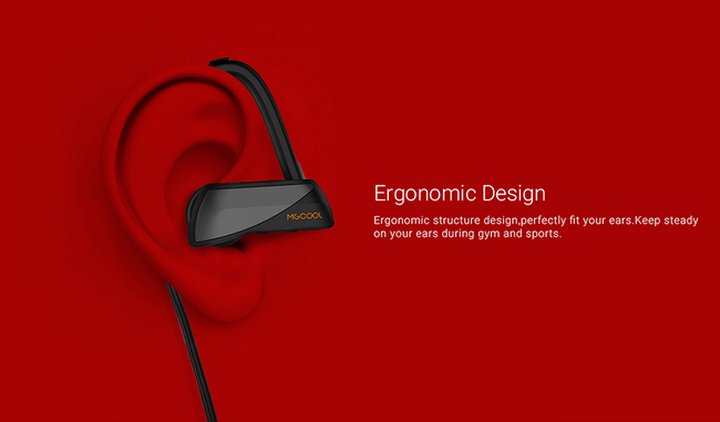 MGCOOL WAVE Bluetooth Sport Earphones
