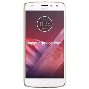Motorola Moto Z2 Play Smartphone Full Specification