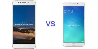 Oppo F3 vs Oppo A77