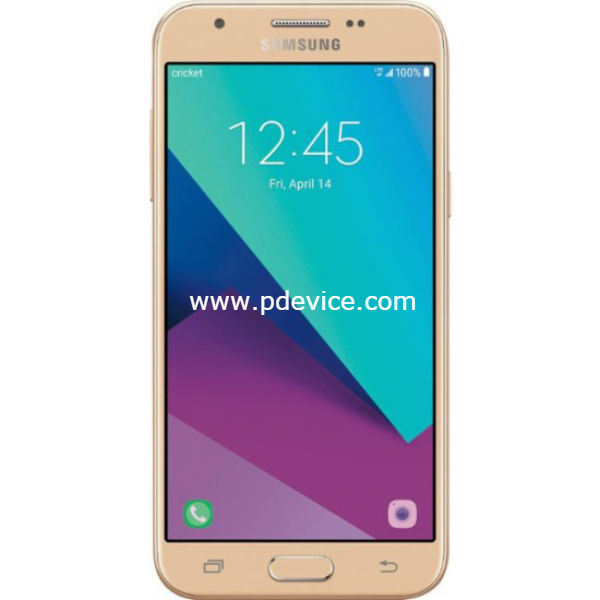 Samsung Galaxy Sol 2 Smartphone Full Specification J3 Prime
