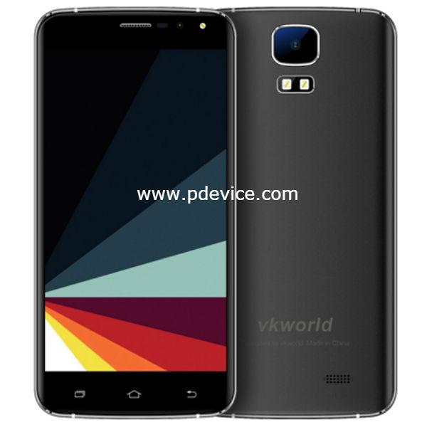 VKworld S3 Smartphone Full Specification
