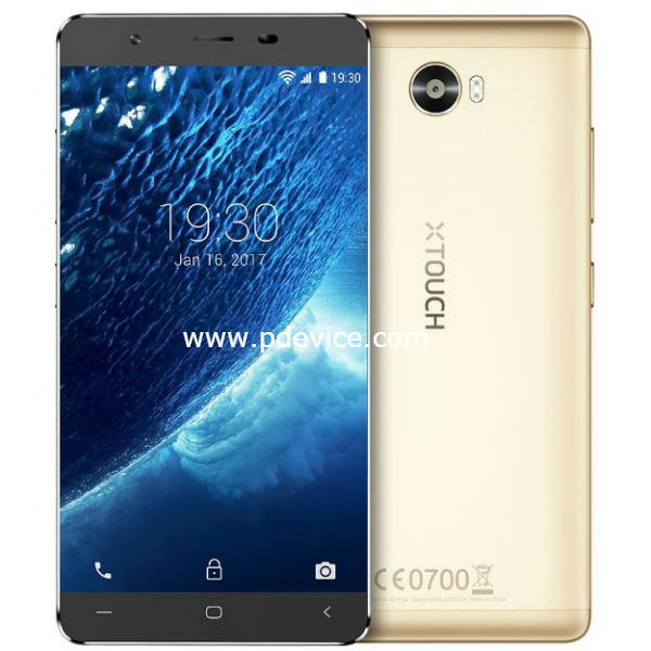 Xtouch A2 Plus Smartphone Full Specification