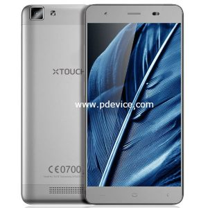 Xtouch T3 Smartphone Full Specification