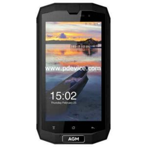 AMIGO A1Q Smartphone Full Specification