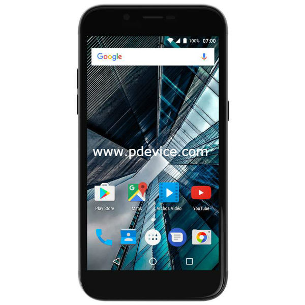 Archos 50 Graphite Smartphone Full Specification