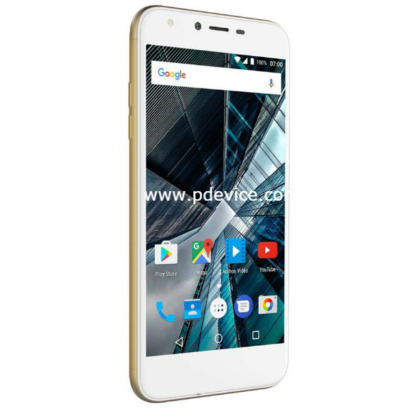 Archos Sense 55DC Smartphone Full Specification