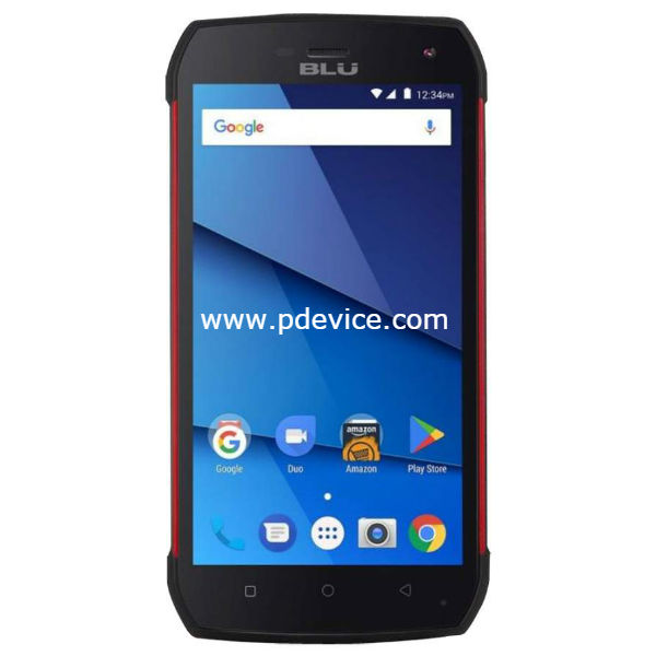 BLU Tank Xtreme Pro Smartphone Full Specification