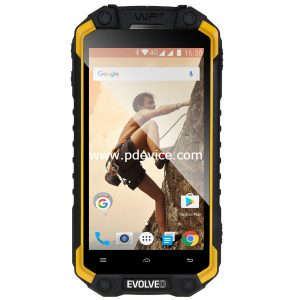Evolveo StrongPhone Q9 Smartphone Full Specification