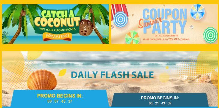 GearBest Big Sale - GearBest Rock The Summer Sale