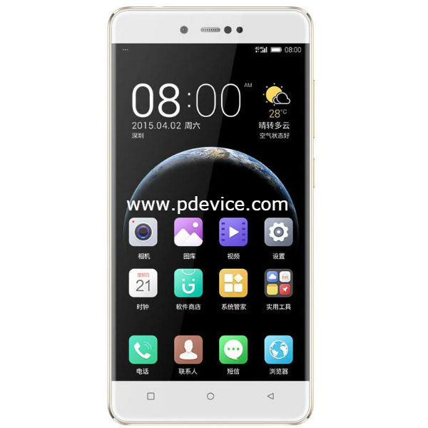 07abc56ad Gionee A1 Lite Specifications
