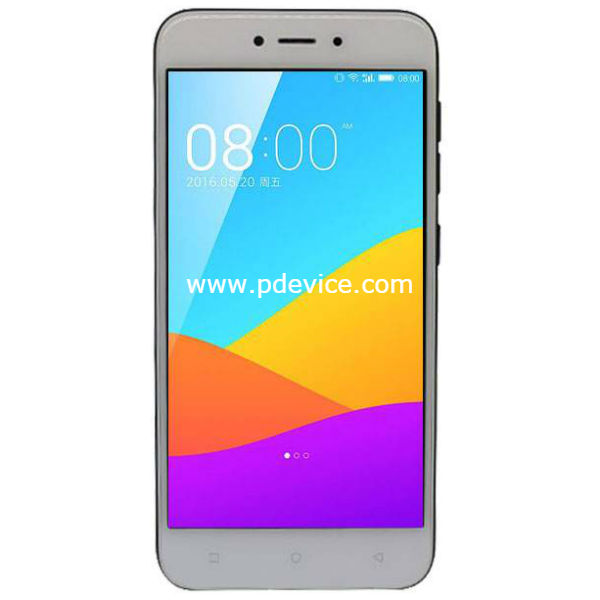 Gionee F109L Smartphone Full Specification