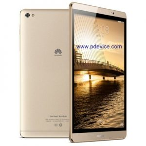 Huawei M2 (M2-803L) Tablet Full Specification