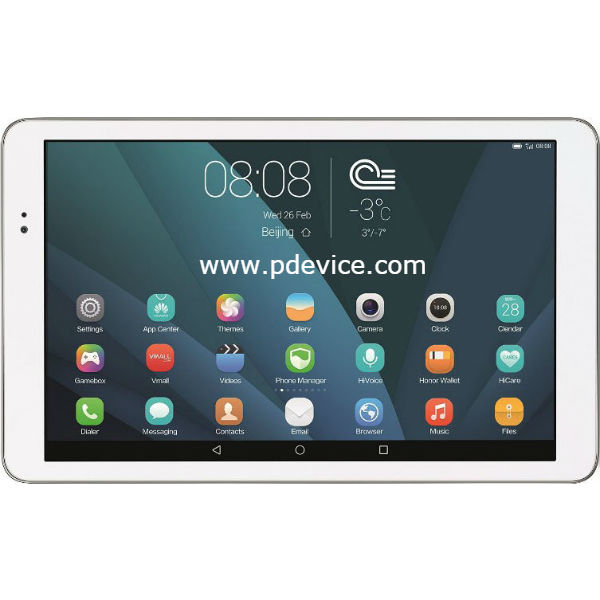 Huawei MediaPad T1 8.0 LTE Tablet Full Specification