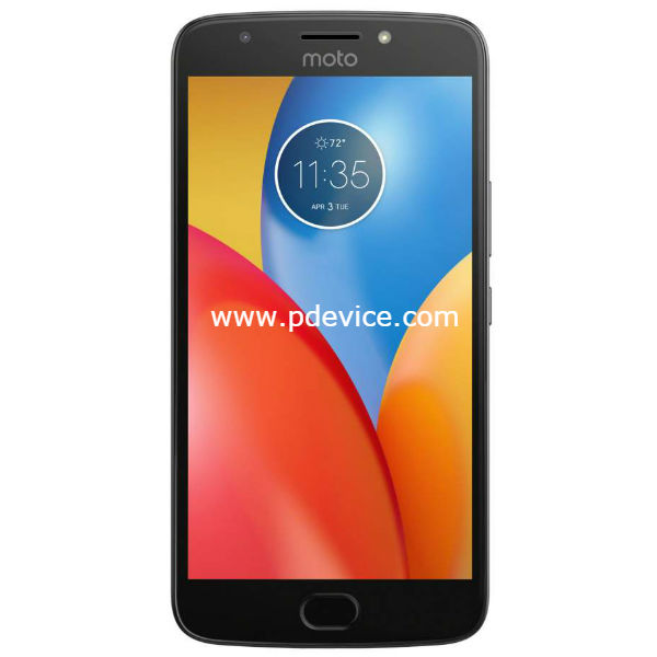 Motorola Moto E4 Plus Smartphone Full Specification