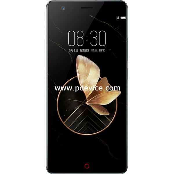 ZTE Nubia Z17 6GB 128GB Smartphone Full Specification